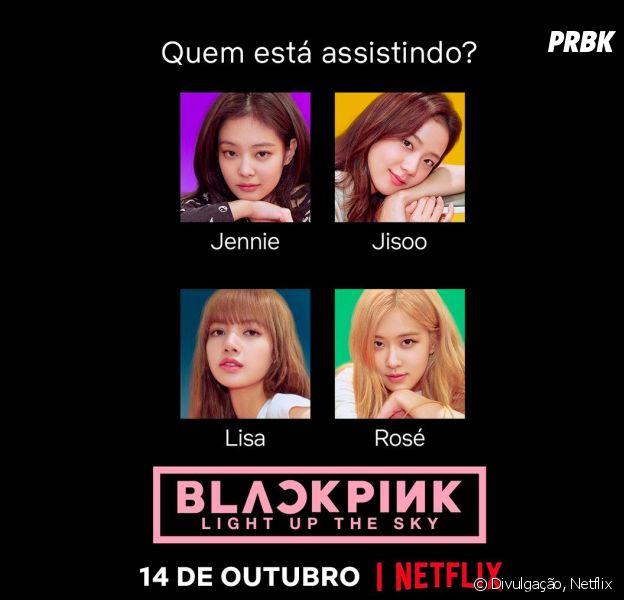 BLACKPINK ganha documentário na Netflix