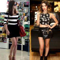 Marina Ruy Barbosa ou Manu Gavassi? Quem mais arrasou no modelito casual essa semana? #DueloDeLooks