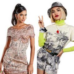 Bruna Marquezine e Manu Gavassi revelam quais looks inspirados uma na outra usariam no MTV MIAW