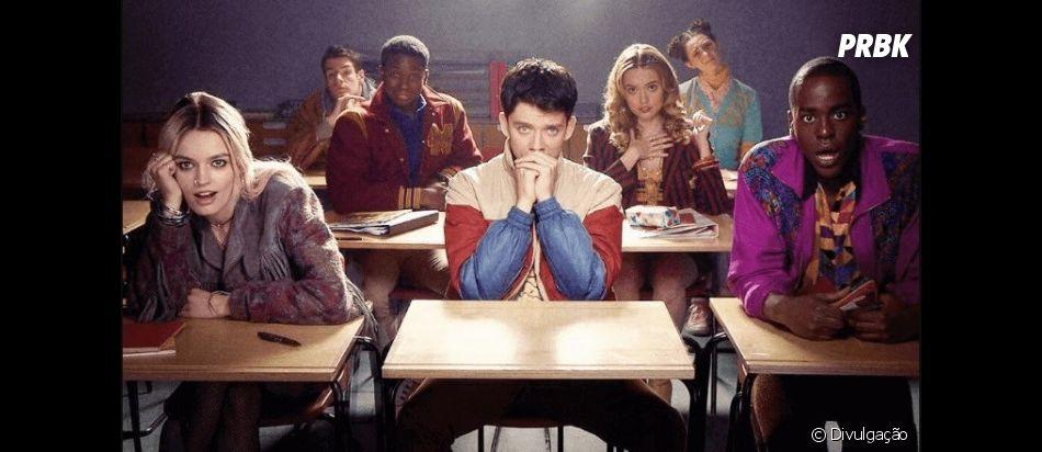 """""""Sex Education"""": você lembra destes acontecimentos do episódio piloto?"""