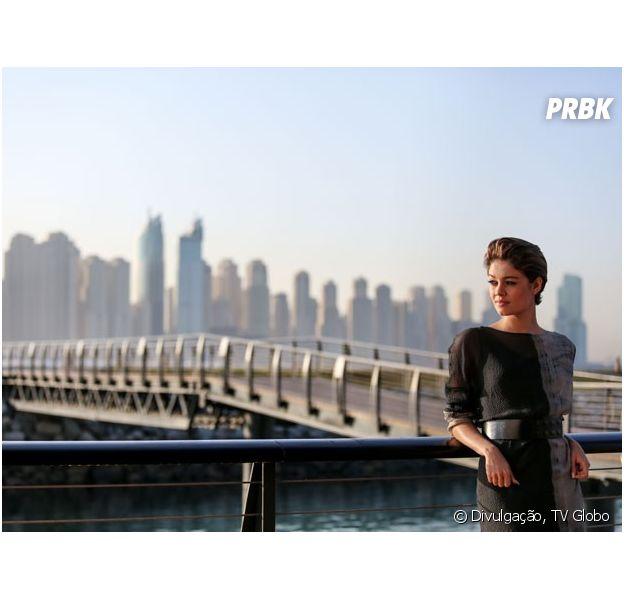 """Sophie Charlotte aparece nas primeiras imagens oficial da novela """"Babilônia"""", que sucede """"Império"""" na faixa das 21h da Globo"""
