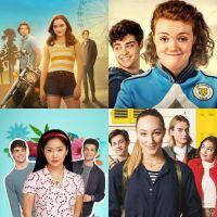 Faça a sua escolha definitiva nestes duelos de comédias românticas adolescentes que têm na Netflix