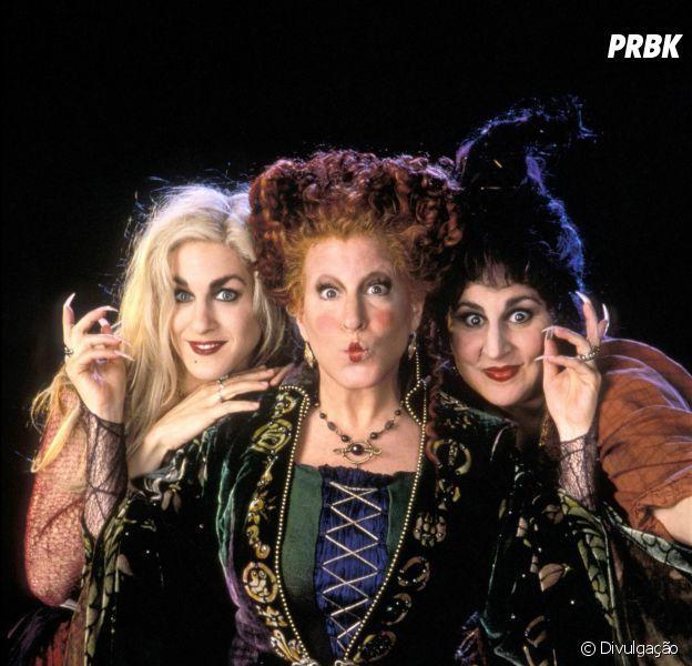 """""""Abracadabra"""" é um dos filmes clássicos de Halloween e foi lançado em 1993"""