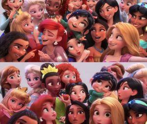 Duas princesas ganharão série no Disney+