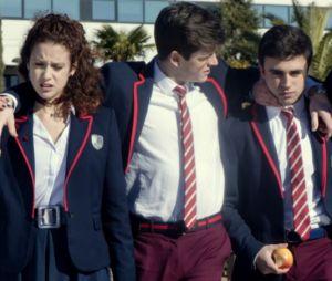 """""""Elite"""": episódio piloto foi cheio de acontecimentos. Você lembra de quantos deles?"""