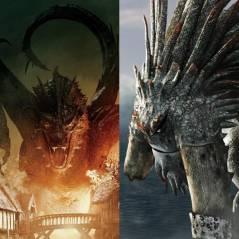 """Duelo: """"Hobbit"""" ou """"Como Treinar seu Dragão""""? Qual filme tem o dragão mais poderoso"""