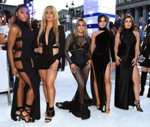 Camila Cabello fazia parte do Fifth Harmony