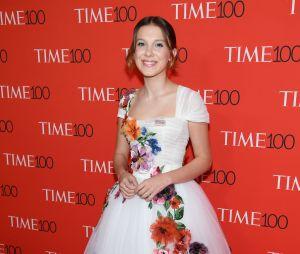 Millie Bobby Brown na Time 100 Gala de 2017