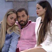 """Após eliminação de Karol Conká, Projota quer se aliar a Gilberto, Sarah e Juliette no """"BBB21"""""""