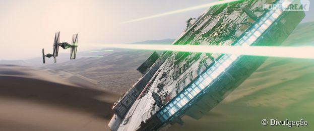 """""""Star Wars - O Despertar da Força"""" tem estreia prevista para dezembro de 2015"""