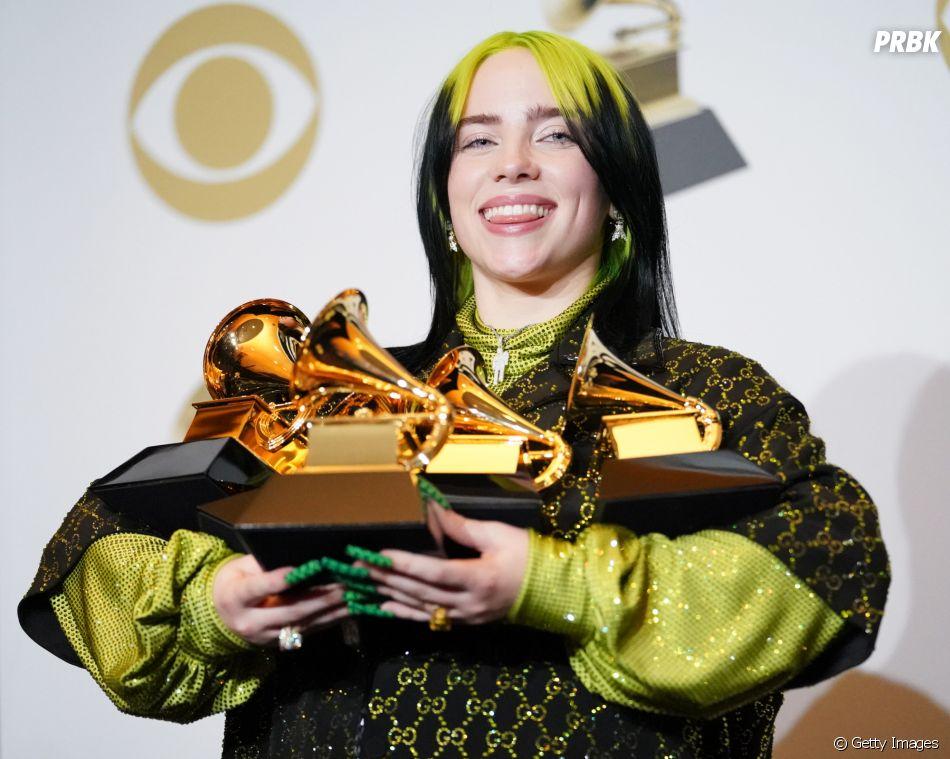 Grammy 2021: será que a Billie Eilish leva mais prêmios este ano?