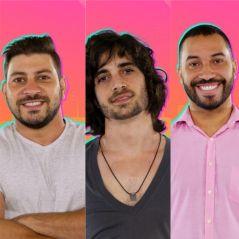 """Caio, Fiuk ou Gilberto, quem sai no próximo paredão do """"BBB21""""? Vote!"""
