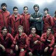 """Gravações da 5ª temporada de """"La Casa de Papel"""" chegam ao fim e atores se despendem dos personagens"""