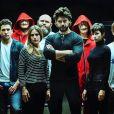 """""""La Casa de Papel"""": gravações da 5ª temporada chegam ao fim e atores se despendem dos seus personagens"""