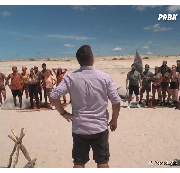 """""""No Limite"""": Carcará ou Calango, para qual equipe vai sua torcida?"""