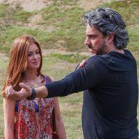 """Novela """"Império"""": Marina Ruy Barbosa e Alexandre Nero gravam cenas emocionantes!"""