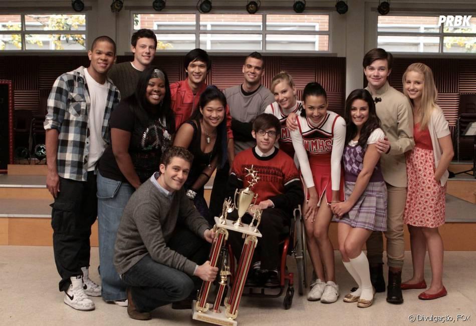 """Quiz: você lembra quais eram as músicas destas performances de """"Glee""""?"""
