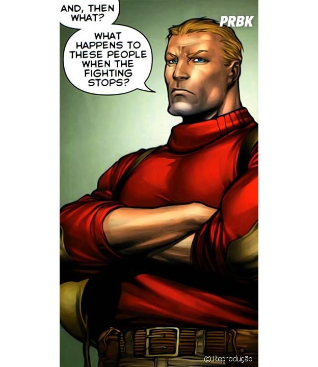 """O General Matthew Shrieve vai entrar em """"Arrow"""" para movimentar a história!"""