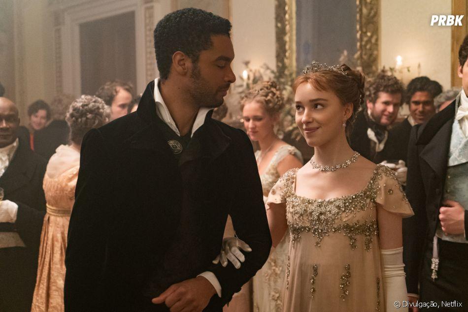 """2ª temporada de """"Bridgerton"""", da Netflix, não contará com o Duque de Hastings (Regé Jean-Page)"""