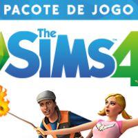 """Em """"The Sims 4"""": DLC terá um """"Retiro ao Ar Livre"""" para explorar a natureza da cidade"""
