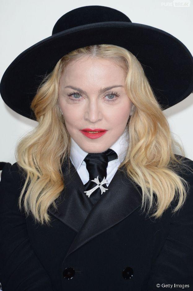 Madonna agradece aos fãs que não escutaram seu CD vazado
