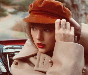 "Taylor Swift vai lançar nova versão do álbum ""Red"""