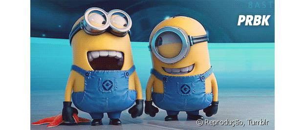 """""""Minions"""" conta com Sandra Bullock no elenco"""