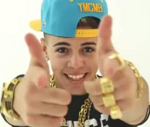 """MC Biel no clipe da música """"To Tirando Onda"""","""