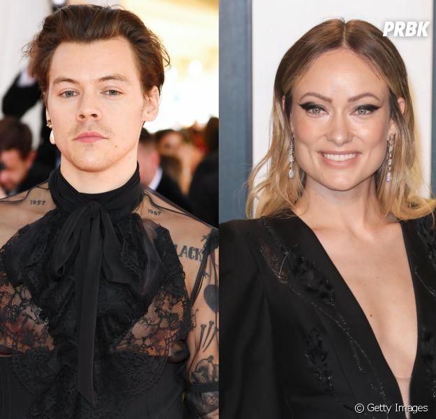 Harry Styles e Olivia Wilde são flagrados juntos na Itália, em 5 de julho de 2021