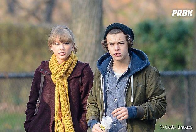"Taylor Swift possui música chamada ""Styles"" no álbum 1984 após namoro com cantor"