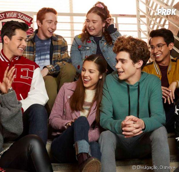 """Qual personagem de """"High School Musical: The Musical: The Series"""" você é? Faça o teste!"""