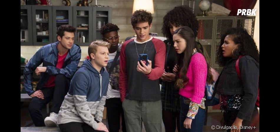 """""""High School Musical: The Musical: The Series"""": segunda temporada está no ar no Disney+"""