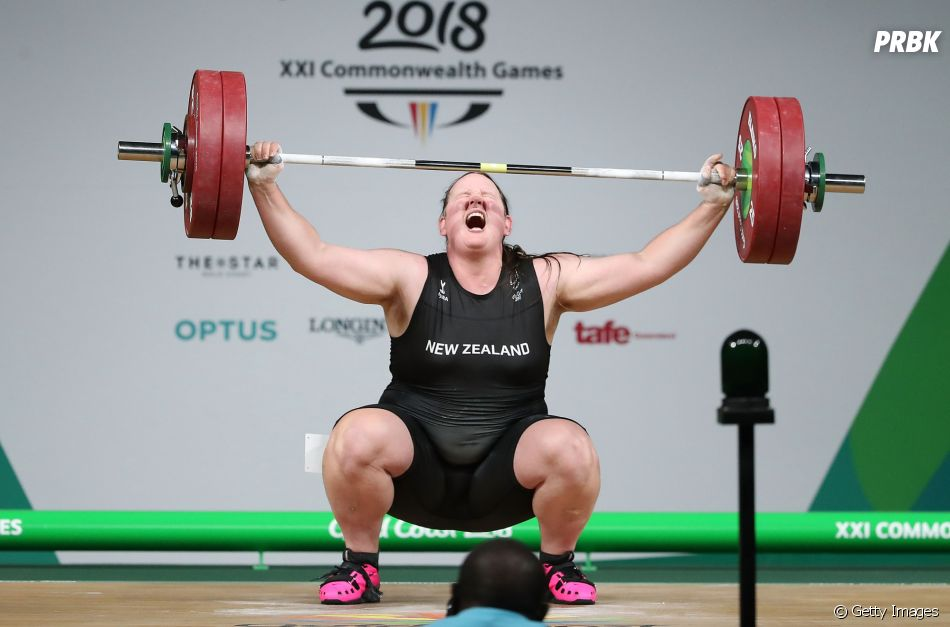 Laurel Hubbard será a primeira atleta trans a participar das Olimpíadas - Getty images