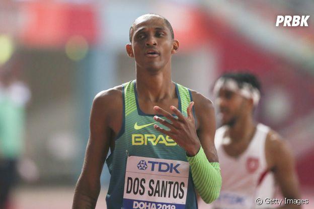 Alison Santos é a chance do Brasil ganhar medalha no atletismo individual depois de 7 Olimpíadas