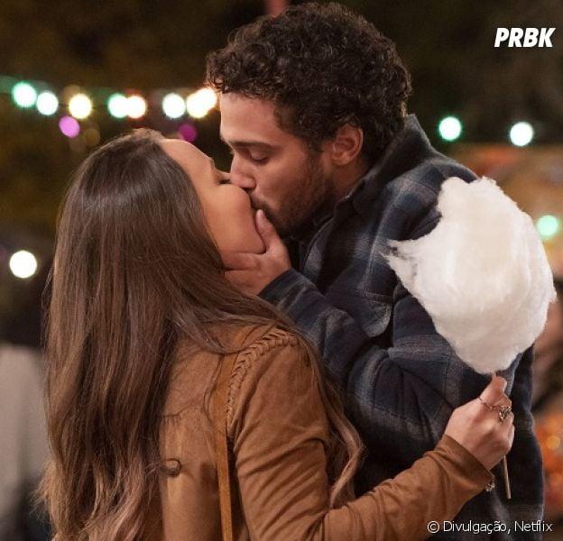Larissa Manoela pode estar namorandoAndré Luiz Frambach