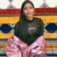 """Carlacia Grant, a Cleo de """"Outer Banks"""", tem 21 anos"""