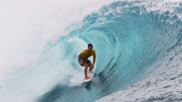 Gabriel Medina é o campeão mundial de surf!