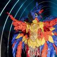 """""""The Masked Singer Brasil"""":Helga Nemetik é a atriz por trás da fantasia de arara"""
