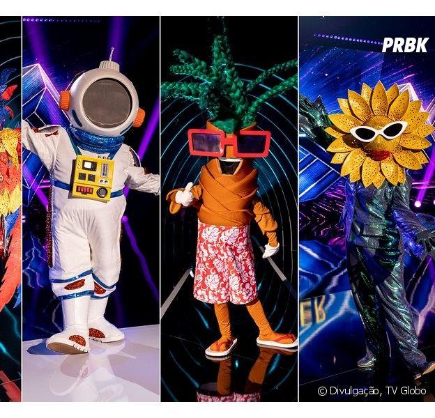"""""""The Masked Singer Brasil"""": descubra quem é o famoso fantasiado neste quiz do Purebreak"""
