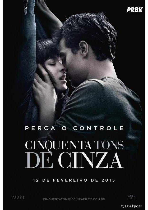 """Jamie Dornan e Dakota Johnson são os protagonistas de """"Cinquenta Tons de Cinza"""""""