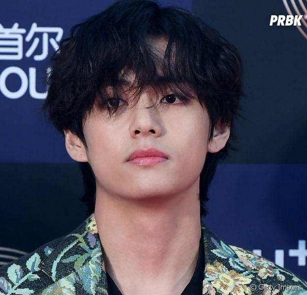 Homem mais bonito do mundo: V, do BTS, fica em 1º lugar