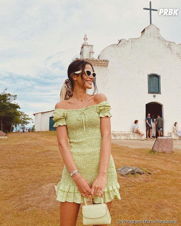 Inspire-se e copie o look de Bruna Marquezine no verão