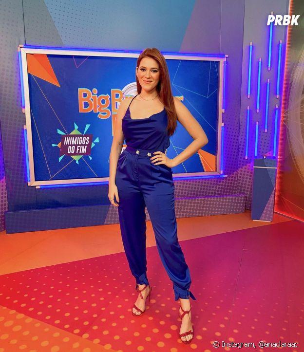 """Ana Clara no """"BBB22"""": veja por que queremos a repórter como a nova apresentadora"""