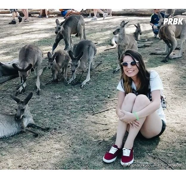 Carolina Domingues e seu intercâmbio na Austrália, o país dos cangurus
