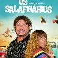"""Os Salafrários"" é filme brasileiro protagonizado por Marcus Majela e Samantha Schmütz"