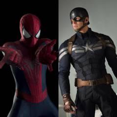 Duelo: Homem-Aranha ou Capitão América? Qual super-herói botou pra quebrar nas telonas em 2014?