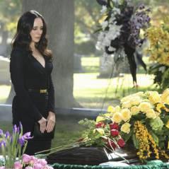 """Em """"Revenge"""": na 4ª temporada, funeral de Daniel (Josh Bowman) emociona personagens"""