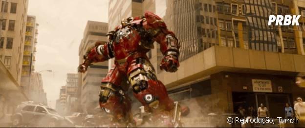 """""""Os Vingadores 2: A Era de Ultron"""" tem estreia prevista para abril de 2015"""