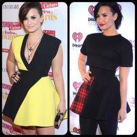 """Demi Lovato faz """"antes e depois"""" no Instagram: """"Quem está animado para o que podemos fazer em 2015?"""""""