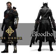 """Duelo: """"The Order: 1886"""" ou """"Bloodborne""""? Qual exclusivo para PS4 você vai jogar em 2015?"""